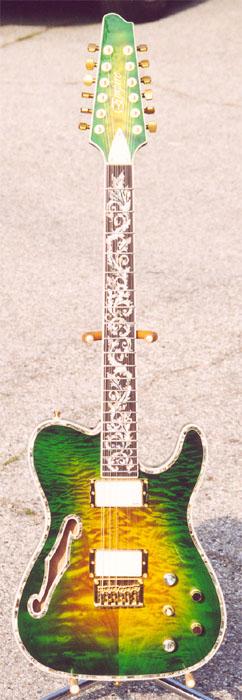 MARCO GUITARS - instrument building and repair | guitars | Pinterest