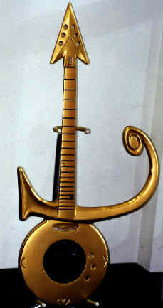 If you could have one guitar to play with... PRINCE